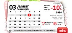 mt:s kalendar – virtuelna aplikacija za celu godinu!
