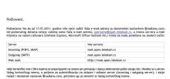 [Telekom] Ukida se E-mail @nadlanu.com