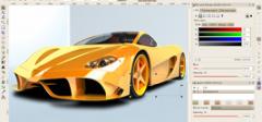 Inksacape – besplatan vektorski alat