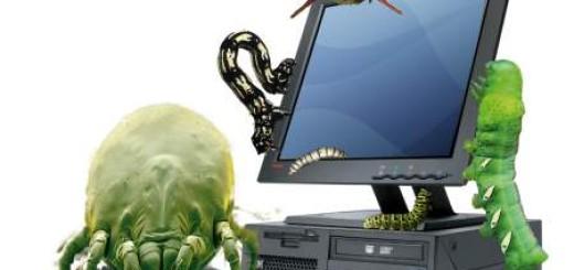 Šta su virusi, malware, spyware, trojanci ?