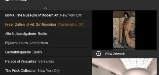 Virtuelno posetite muzej