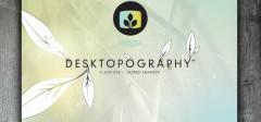 Desktopography – dizajn prirode na vašem desktopu