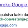Google predstavio +1, novo lajk dugme Interneta !