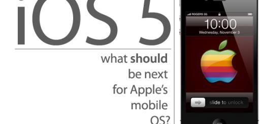Odloženo predstavljanje iOS 5