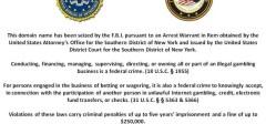 FBI zaplenio 3 najveća kockarska poker sajta !