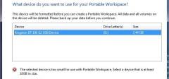 Windows 8 na USB-u!