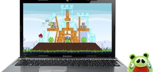 Angry Birds od sad i u vašem brauzeru