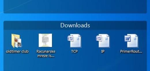 Organizujte Vaše fajlove na Desktop-u uz pomoć Fences