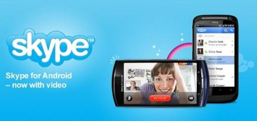 Video pozivi preko Skype-a na Android-u