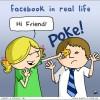 Kako izgleda život na Facebooku ?