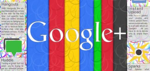 Google+ pozadine