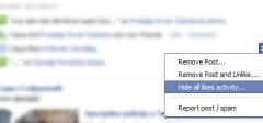 "Kako da sakrijete vaše Facebook ""lajk"" aktivnosti ?"