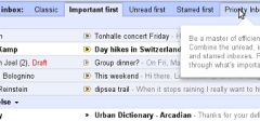 Gmail – više stilova vašeg sandučeta (inboxa)
