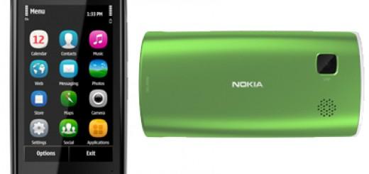 "Nokia predstavila najbrži telefon ""Nokia 500"""