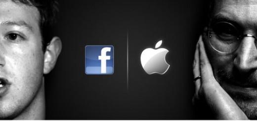 Zajednički nastup kompanija Apple i Facebook