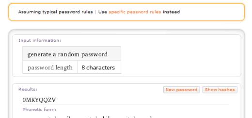 """Kako da automatski generišete """"teške"""" lozinke ?"""
