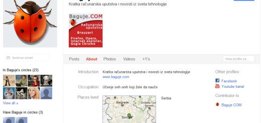 Google+ omogućio pravljenje profila Google Apps korisnicima