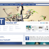 WordPress tema kao Facebook-ov timeline