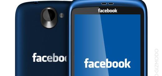 Facebook pravi svoj pametni telefon