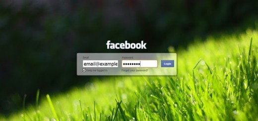 [Chrome] Promeni Facebook login stranu