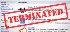 Sezonsko čišćenje: Google gasi još servisa !