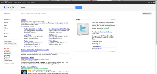 """Google eksperimentiše sa """"izvorima"""""""