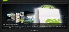 Android tema za Blogger