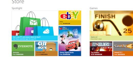 Microsoft priprema online prodavnicu – Windows Store