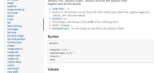 CSS, HTML, JS i DOM dokumentacija na jednom mestu