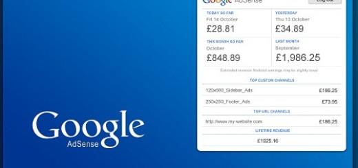 Pratite vašu Adsense zaradu preko Google Chrome dodatka