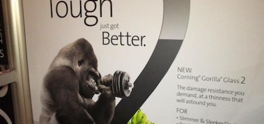 Uskoro Gorilla Glass2 – bolja stakla za mobilne uređaje