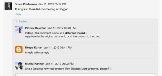 [Blogger] Dodajte navojne komentare na svoj blog