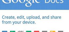 Novi Google Dokumenti za Android