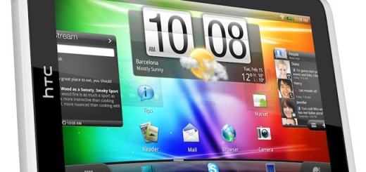 HTC Flyer – video opis