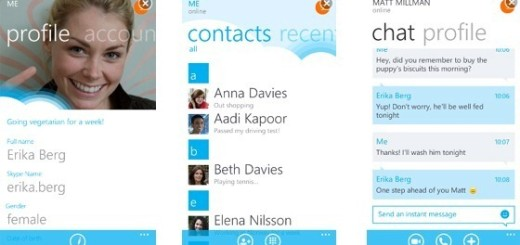 Stigao Skype beta za Windows Phone 7