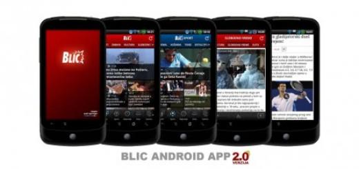 Blic predstavio novu verziju svoje Android aplikacije