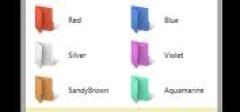 """Razlikujte direktorijume po boji """"Folder Colorizer"""""""