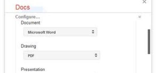 Preuzmite sve vaše Google Docs dokumente odjednom