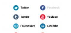 Ugasite email obaveštenja za Facebook, Google Plus, Twitter, Youtube