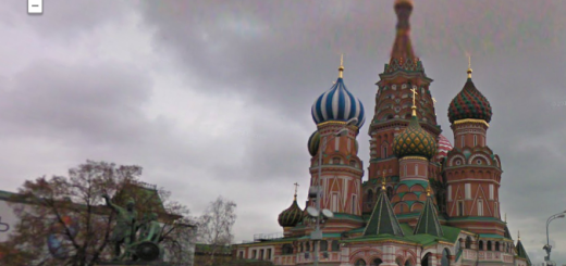 Google Streetview stigao u Rusiju !