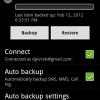 [Android] Automatski sačuvajte vaše poruke i pozive na gmailu !