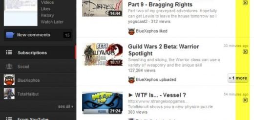 Kako zatvoriti već odgledane klipove na You Tube-u?