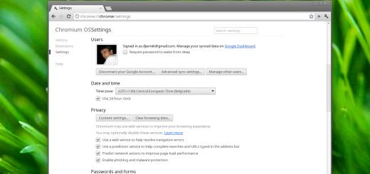 Kako izgleda Chrome OS danas ?