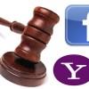 Yahoo tužio Facebook zbog 10 patenata