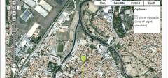 Pronađite satelit pomoću google maps