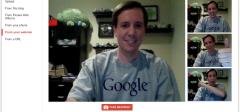 Blogger omogućio dodavanje slike sa veb kamere, Google+ dugme i bedž