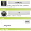 Prilagođavanje Android desktopa