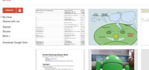 Google Drive koristi Goggles tehnologiju