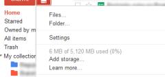 Proširen prostor Google dokumentima na 5 GB besplatno