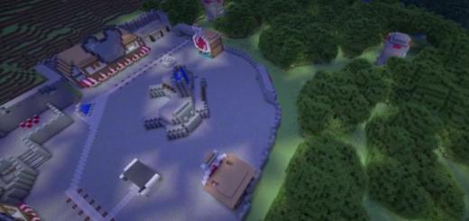 Minecraft: Dota je igra u igri bazirana na igri u igri